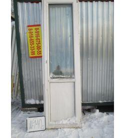 Дверь пластиковая 2600х730