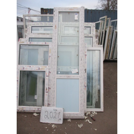 Дверь пластиковая 2340х680
