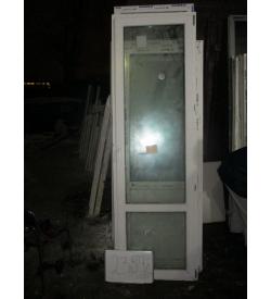 Дверь пластиковая 2390х750