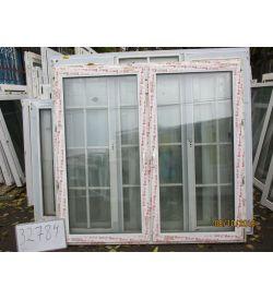 Окно пластиковое 172х01800
