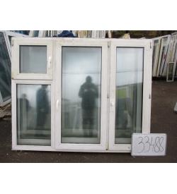 Окно пластиковое 1450х1780