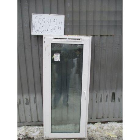 Окно пластиковое 1520х670