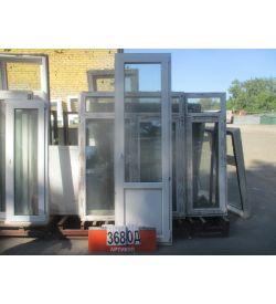 Двери Пластиковые БУ 2360 (в) х 700 (ш)