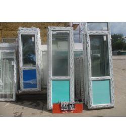 Пластиковые Двери Новые 2350 (в) х 740 (ш)