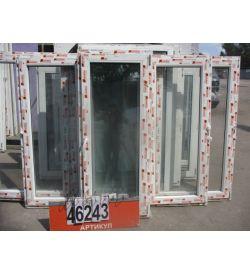 Пластиковые Окна БУ 1560 (в) х 660 (ш)
