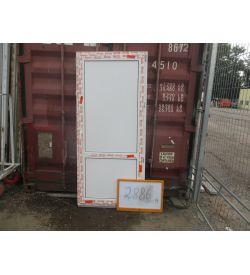 Двери Готовые Пластиковые Сэндвич-панель 2000 (в) х 900 (ш)
