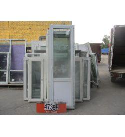Двери Пластиковые Б/У 2330 (в) х 700 (ш)