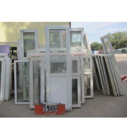 Двери Б/У Пластиковые 2310 (в) х 670 (ш)