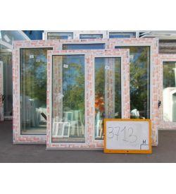 Окна Готовые Пластиковые 1300 (в) х 1100 (ш)