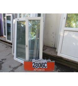 Деревянные рамы стеклопакеты Б/У 1350 (в) х 750 (ш)