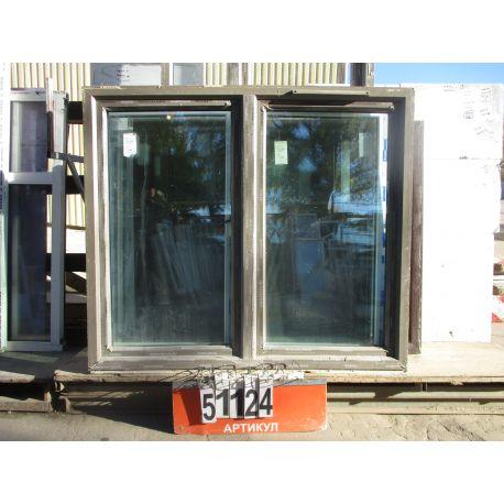Окна Б/У ПВХ 1500 (в) х 1730 (ш)
