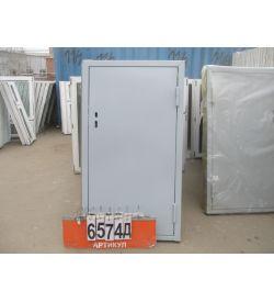 Двери Входные Металлические 1560 (в) х 880 (ш)