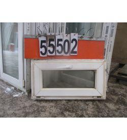 Окна ПВХ Б/У 400 (в) х 750 (ш)