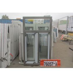 Пластиковые Окна 1760(в) х 1050(ш) REHAU Штульповые