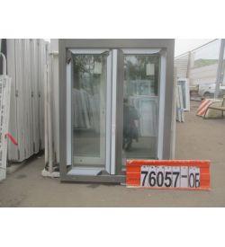 Пластиковые Окна 1300(в) х 1050(ш) REHAU Штульповые
