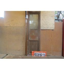 Пластиковые Двери Б/У 2360(в) х 700(ш) Балконные Неликвид