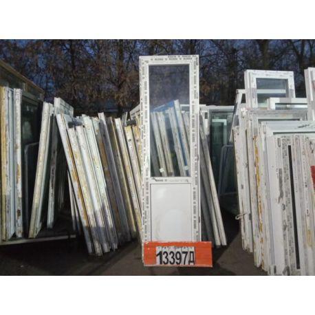 Пластиковые Двери 2300(в) х 670(ш) Балконные REHAU
