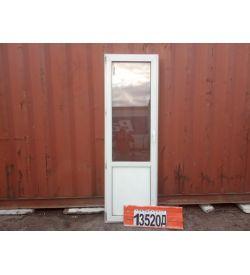 Пластиковые Двери 2200(в) х 700(ш) Балконные