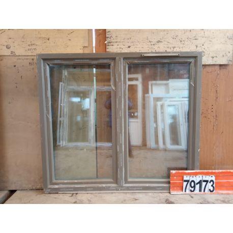 Пластиковые Окна БУ 1530(в) х 1760(ш)