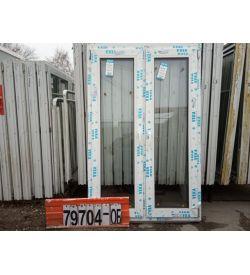 Пластиковые Окна 1630(в) х 1050(ш) VEKA