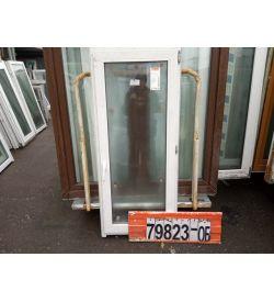 Пластиковые Окна БУ 1510(в) х 640(ш) Некондиция