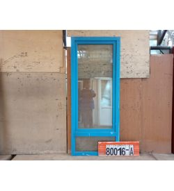 Пластиковые Окна Б У 2170(в) х 890(ш)