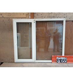 Пластиковые Окна БУ 1460(в) х 1700(ш)