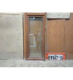 Пластиковые Окна БУ 1550(в) х 660(ш) KBE Неликвид