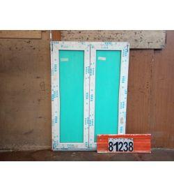 Пластиковые Окна 1470(в) х 1030(ш) VEKA Штульповые Сэндвич-панель