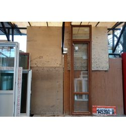 Пластиковые Двери БУ 2960(в) х 700(ш) Балконные