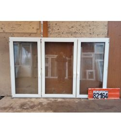 Пластиковые Окна БУ 1430(в) х 2300(ш)