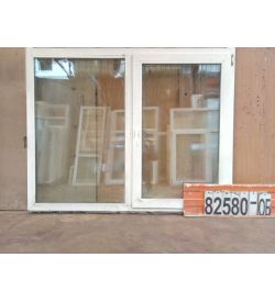 Пластиковые Окна БУ 1320(в) х 1670(ш) Некондиция