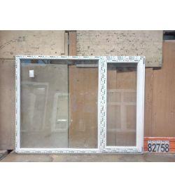 Пластиковые Окна 1580(в) х 2080(ш)