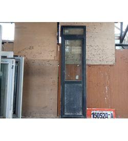 ПВХ Двери Б/У 2480(в) х 680(ш) Балконные
