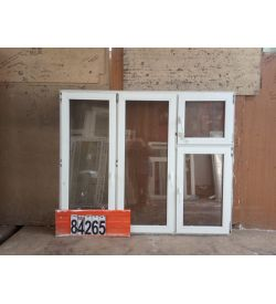 Пластиковые Окна БУ 1460(в) х 1760(ш)