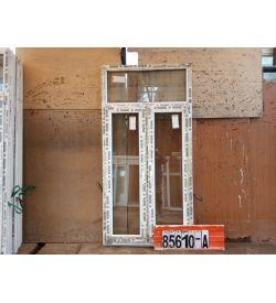 Пластиковые Окна 2050(в) х 1000(ш) REHAU