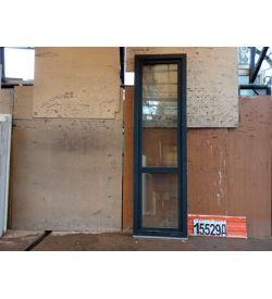Пластиковые Двери Б/У 2370(в) х 690(ш) Балконные