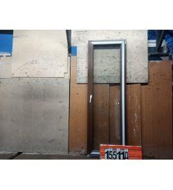 Пластиковые Двери 2250(в) х 750(ш) Балконные