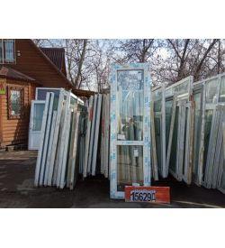 Пластиковые Двери ВЕКА 2360(в) х 700(ш) Балконные