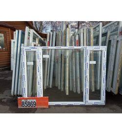 Пластиковые Окна 1450(в) х 2060(ш)