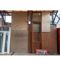 Пластиковые Двери Б/У 2890(в) х 700(ш) Балконные