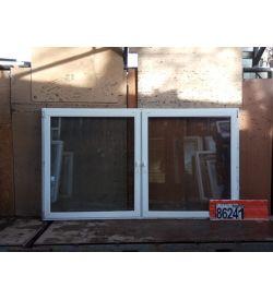 Пластиковые Окна БУ 1470(в) х 2600(ш)