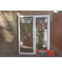 Пластиковые Окна БУ 1730(в) х 1380(ш)