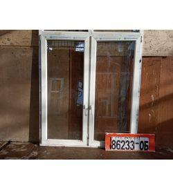 Пластиковые Окна БУ 1760(в) х 1520(ш) Неликвид