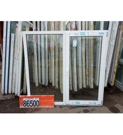 Пластиковые Окна 1550(в) х 1630(ш) VEKA