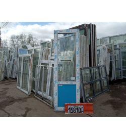 Двери Пластиковые 2280(в) х 730(ш) Балконные ВЕКА