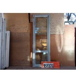 Двери Пластиковые БУ 2310(в) х 740(ш) Балконные