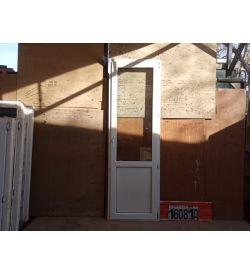 Пластиковые Двери Б/У 2230(в) х 720(ш) Балконные