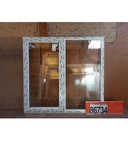 Пластиковые Окна 1520(в) х 1620(ш)