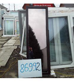 Пластиковые Окна 1800(в) х 600(ш)